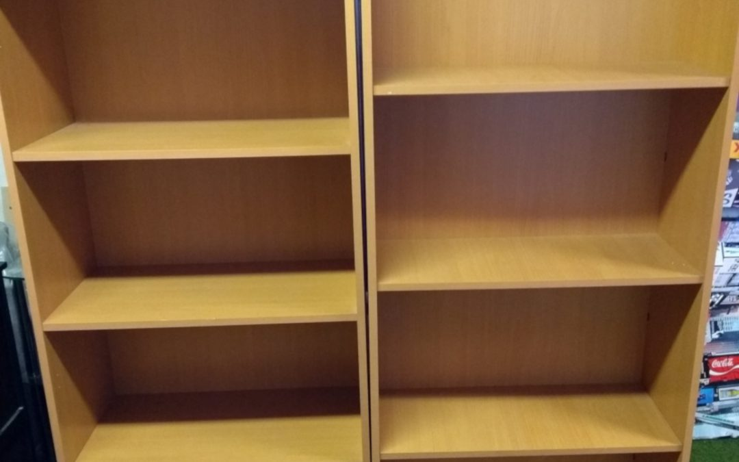 bookcases from £25