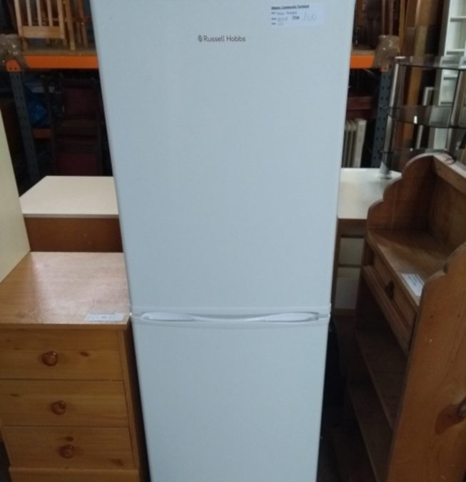 Russell Hobbs fridge freezer £60